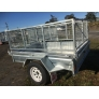 ATP 7x4 Galvanised Box Trailer