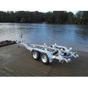 Seatrail FIB 5.7m Boat Trailer (Tandem)