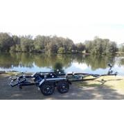 Seatrail FIB 7.8m Boat Trailer (3500kg rating)