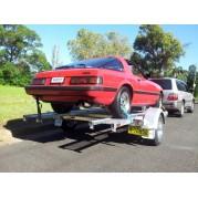 Seatrail Car Tilt Trailer