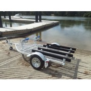 Seatrail Double Standup PWC Trailer