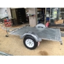 ATP Galvanised Flat Bed Tipping Trailer